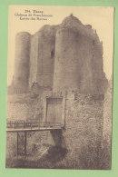 THEUX : Entrée Des Ruines, Château De Franchimont. TBE. 2  Scans. Edition Hayet - Theux