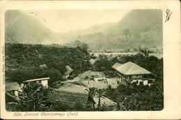 PEROU - Carte Postale De Hda , Limonal Chanchamayo Pour L ' Algérie En 1905 - A Voir - L 6139 - Pérou