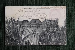 Campagne Du MAROC - RABAT, Le Fort Construit Par Les Allemands. - Guerres - Autres