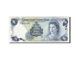 Îles Caïmans, 1 Dollar, 1971, 1972, KM:1a, TTB - Iles Cayman