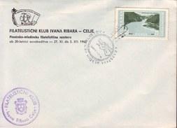 SLOVENIA - PHILAT. EXHIBITION YOUTH -  CELJE - 1965 - Slovénie