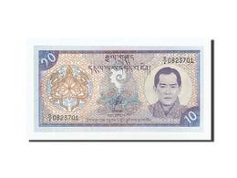 Bhoutan, 10 Ngultrum, 2000-2001, KM:22, SPL - Bhoutan