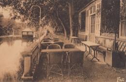 "Cognac 16 - Terrasse Café Restaurant ""Robinson"" - 1939 - Cognac"