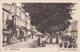 Verdelais 33 - Hôtel Rue - Verdelais
