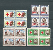 Guatemala - Poste Aérienne  Yvert Série N°269 / 272 BLOC DE 4 **  -  Ai235 - Guatemala