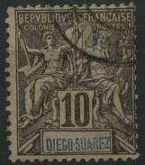 Diégo-Suarez (1893) N 42 (o) - Diégo-Suarez (1890-1898)
