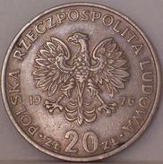 POLONIA - 20 Zloty 1976 - Polonia