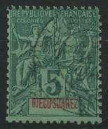 Diégo-Suarez (1893) N 41 (o) - Diégo-Suarez (1890-1898)