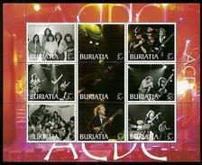 Buriatia ** & Cinderella, ACDC 2005 (1) - Erinnophilie