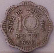 INDIA - 10 Rupie 1966 - India