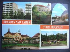 Brandys Nad Labem Stara Boleslav - Multiview - HOUSTKA Stadio Stadion Estadio Stadium Football - Unused - Soccer