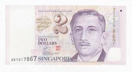 Singapour, 2 Dollars, 2005, KM:46, SUP+ - Singapour