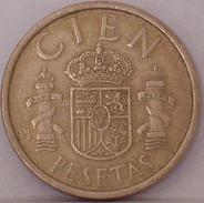 SPAGNA - 100 Pesetas 1984 - Spagna