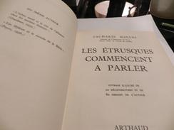 LES ETRUSQUES COMMENCENT A PARLER / ZACHARIE MAYANI - Historia