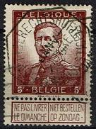 122  Obl Tel.  Gand (Justice) - 1912 Pellens