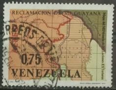 VENEZUELA 1965 Airmail - Guyana Claim. USADO - USED. - Venezuela