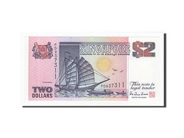 Singapour, 2 Dollars, KM:28, TTB+ - Singapore