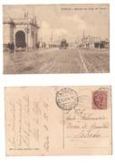 PADOVA - BARRIERA DEL CORSO DEL POPOLO - FOTO IRRADIATOR - 1914 - Padova