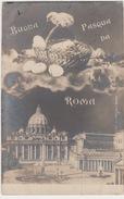 BUONA PASQUA DA ROMA - Roma (Rome)