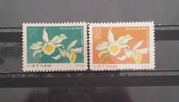 Vietnam , 1977, Mi: 917/18 (MNH) - Orchids