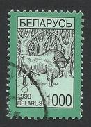 Belarus, 1000 R. 1998, Sc # 251, Used. - Bielorussia