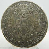 1759 - AUSTRIAN NETHERLANDS - KRONENTHALER OSTERREICH  (r. 8022) - Autriche