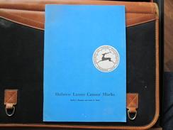 HEBREW LETTER CENSOR MARK 1982 ISRAEL PALESTINE POSTAL HISTORY AIR MAIL STAMP POST AIR MAIL CACHET PHILATELY JERUSALEM - Stamp Catalogues