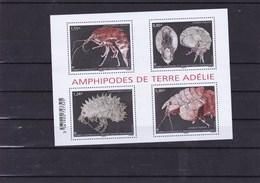 TAAF : Amphipodes : Y&T : BF ** - Hojas Bloque