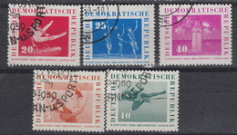 DDR 421-25 – (0) – Festival Sportif Leipzig 1959 - [6] República Democrática