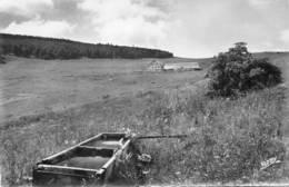CPSM Dentelée - PETIT-BALLON (68) - Aspect De La Ferme-Restaurant Kahlenwasen Dans Les Années 50 - Autres Communes