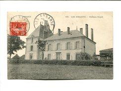 CP -  LES ESSARTS (85) Chateau Guyet - Les Essarts
