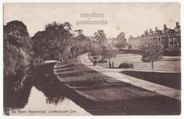 LEAMINGTON SPA YORK PROMENADE, WARWICKSHIRE UK C1900s-10s Antique Vintage Postcard [7005]