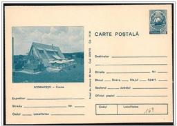 Romania/Roumanie: Intero, Stationery, Entier, Cantina, Cellar, Cave - Vini E Alcolici