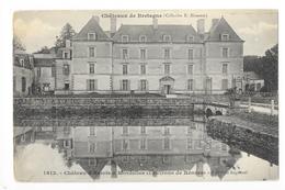 MORDELLES  (cpa 35) Château D'Artois à Mme De Raguenel -   - L 1 - Autres Communes