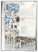 Gran Bretagna/Great Britain: Intero, Stationery, Entiers, Flag, Drapeau, Festival International D'Edimbourg - Buste