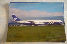 ILYUSHIN IL 96 400T   POLET FLIGHT  RA 96102 BRATISLAVA  AIRPORT - 1946-....: Ere Moderne