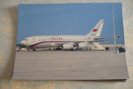 ILYUSHIN IL 96 300   ROSSIJA   RA 90012  ERFURT  AIRPORT - 1946-....: Moderne