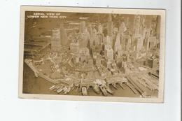 AERIAL VIEW OF LOWER NEW YORK CITY 1938 - Multi-vues, Vues Panoramiques