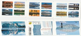 Carnet 2017 - Reflets - Paysages Du Monde - Tirage : 4 000 000 Exemplaires - Carnets