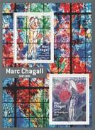 Blocs/Feuillets 2017 - Marc Chagall - Tirage 430 000 EXEMPLAIRES  - NEUF - Blocks & Kleinbögen