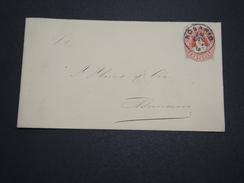 ARGENTINE - Entier Postal De Rosario Voyagé - A Voir - L 6176 - Entiers Postaux