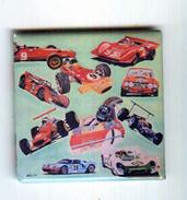 X MAGNETE CALAMITA FRIGO IDEA REGALO  MOTORSPORT YEAR 1969 FERRARI LOTUS BRM PORSCHE FORD LANCIA CHEVROLET CM. 4X4 - Sports