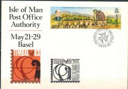 MAN 1983 - MiNr: P 2 Tembal - Man (Insel)
