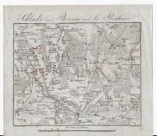 Schlacht Von Brienne Und La Rothiere ,bataille De Brienne - Documents