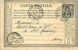Cpa Précurseur 1877 De MOULINS SUR ALLIER 03 à Saint Quentin - Moulins