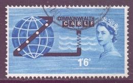GB Scott 401 - SG645, 1963 COMPAC 1/6d Used - 1952-.... (Elizabeth II)