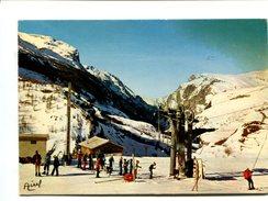 Cp - Les Joies Du Ski à VILLAR D'ARENE (05) - Le Téléski Des Jouvencelles - France