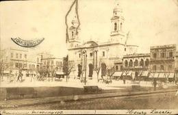 URUGUAY - Carte Postale De Montevideo En 1903 Pour L 'Algérie - A Voir - L 6187 - Uruguay
