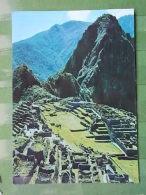Kov 465 - PERU, MACHUPICCHU - Perú