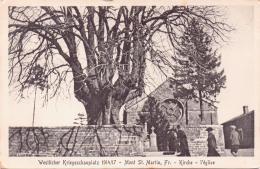 ALTE AK  MONT-ST. MARTIN / Dep. Meurthe-et-Moselle  - Kirche - Ca. 1916 - Mont Saint Martin